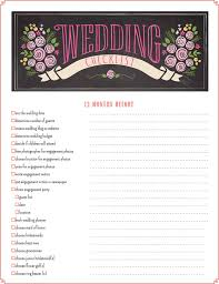 wedding checklist templates printable wedding checklist planner