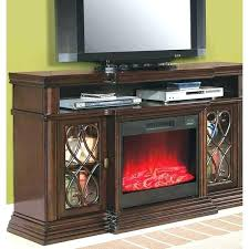 fireplace tv stand costco surround diy grand white electric big lots screens