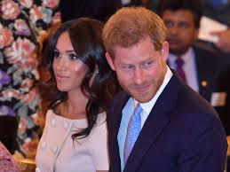 Sussexes: Prince Harry speaks at first public event since Megxit, wife  Meghan Markle accompanies - The Economic Times