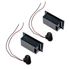 compare prices on bass guitar battery online shopping buy low active guitar bass pickups 9v battery holder case box 9 volt replacement connector 2 set