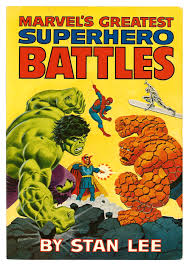 Image result for marvels greatest superhero battles