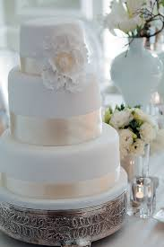 Classic Wedding Cake Recipe By Food And Home Entertaining Magazine