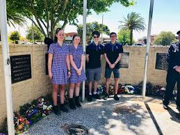 """Echuca College - """"They were young, as we are young, They... 