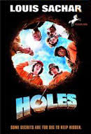 holes by louis sachar teen book review teen ink holes by louis sachar