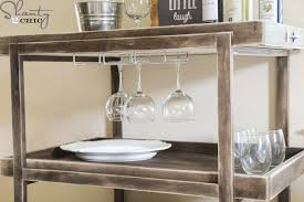 Appealing Make Your Own Bar Cart 18 On Home Designing Inspiration with Make  Your Own Bar Cart