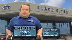 Bob and Blake Utter Ford - December 2016 Commercial - YouTube