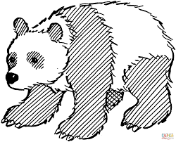 Small Picture Giant panda coloring pages Free Coloring Pages