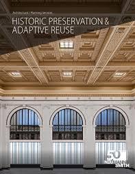 Preservation Design Works Neumann Smith Historic Preservation Adaptive Reuse By