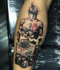 Some people find it silly to get a tattoo of a sport or a brand. Gugo Tattoo Crossfit Superacao Tattoo Tatuagem Facebook