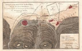 essay essay on greek architecture vs r architecture the  file map of the battle of plataea geographicus file 1784 map of the battle of plataea