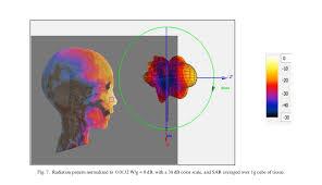 Radio frequency skull penetration