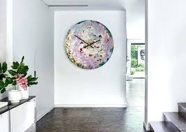 kitchen clocks great large kitchen wall clocks for your home decorating ideas with large kitchen wall kitchen clocks