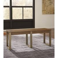 Bolanburg Dining Room Bench by Ashley Furniture