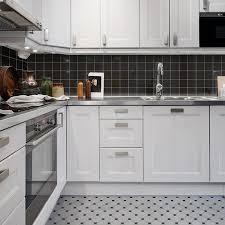 black shiny porcelain tile non slip tile washroom wall tiles shower tile kitchen wall backsplashes