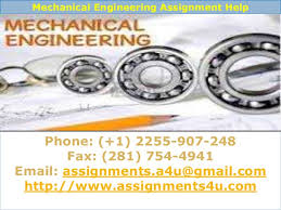 assignmentsu mechanical engineering assignments help online mechanic  mechanical engineering assignment help
