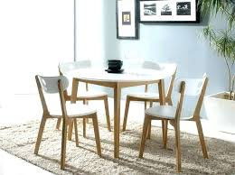 ikea round dining table set round dining table and chairs dinning table modern white round dining