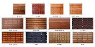 wood garage door panelsAluminium DoorsWindows and Garage Doors