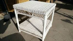 full size of antique wooden round side table small oak furniture tables vintage wicker white nice