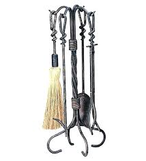 best fireplace tools interior and furniture design appealing fireplace tool set in compact size hand forged sets fireplace fireplace tools