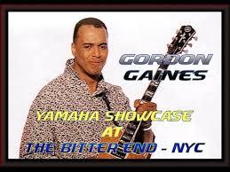 Gordon Gaines - Yamaha Showcase - Complete Set 6.24.91 - YouTube