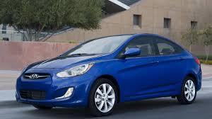 2012 Hyundai Accent GLS, an <i>Autoweek</i> Drivers Log Car Review ...
