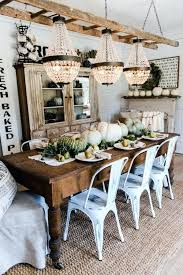 kitchen table centerpiece ideas large