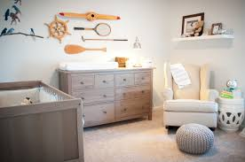 ikea bedroom furniture dressers. Cream Distressed Wooden Dresser For Baby Nursery Having Many Drawers Next To White Upholstered Rocking Chair On Flooring Ikea Bedroom Furniture Dressers E