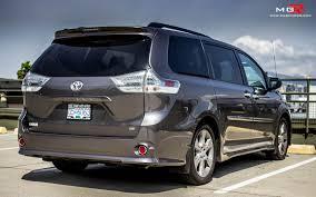 2014 Toyota Sienna Review | tinadh.com