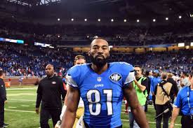Calvin Johnson says he retired because he's 'fed up' with football -  SBNation.com