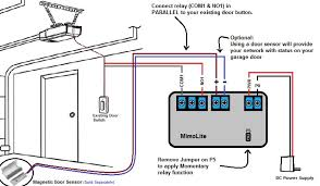 liftmaster sensor wiring diagram wiring schematic diagram garage door wiring diagram chamberlain