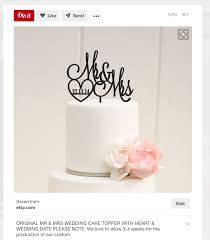 Creating Cake Toppers With Cricut Explore Simple Stampin