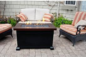 outdoor gas fire pit backyard fireplace coffee table deck camp heater furniture