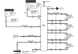 1996 ford thunderbird lx cd player original wiring harness ground