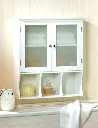 wall cabinet glass doors white bathroom wall cabinet with glass doors medicine cabinet bathroom storage wall