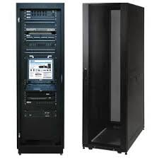 audio equipment rack. 42U Enclosed 19-inch Rack System By Tripp Lite Audio Equipment 6