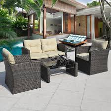 Exclusive Outdoor Furniture Rattan U2014 Interior Home Design  How To How To Clean Wicker Outdoor Furniture