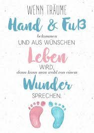 Glückwünsche Zur Geburt 20 Kostenlose Babykarten Texte Auf
