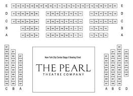 The Pearl Theatre Company Seating Chart Theatre In New York