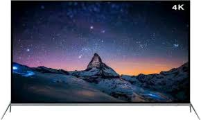 Hot Sale 55 Smart TV Curved, OEM inch Screen LED UHD 4K China