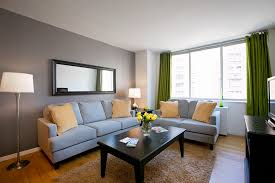 Furnished One Bedroom NYC Apartments Short Term One Bedroom Apts - Nice apartment building interior
