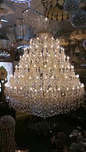 biggest candle chandelier