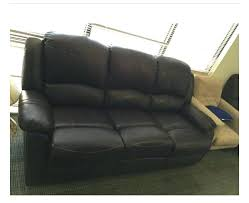 furniture dome sofa design bed s used brown faux leather recliner for in marvelous outstanding