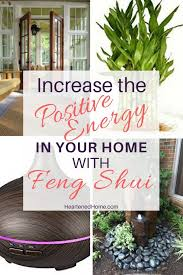 increase the positive energy in your