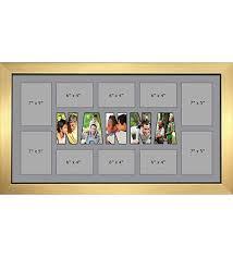 kwik picture framing ltd nanna photo frame personalised name frames large multi nanna word photo