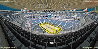 Oakland Warriors Seating Chart Oracle Arena View From Section 228 Row 17 Seat 16