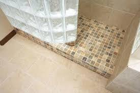 glass block shower glass block shower kit