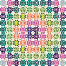 PRE-ORDER**Moonstone Quilt Pattern featuring Spirit Animal by Tula ... & NEW Moonstone Quilt Kit featuring Spirit Animal by Tula Pink English Paper  Piecing EPP Adamdwight.com