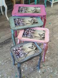 decoupage ideas for furniture. Boyama Ahsap · Decoupage FurnitureDiy Ideas For Furniture