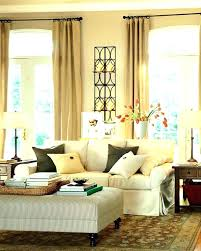 beige walls living room c living room curtains dining room contemporary dark