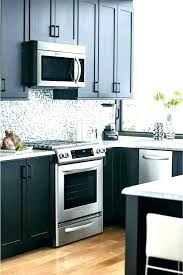 Kitchen Cabinets Microwave Ideas